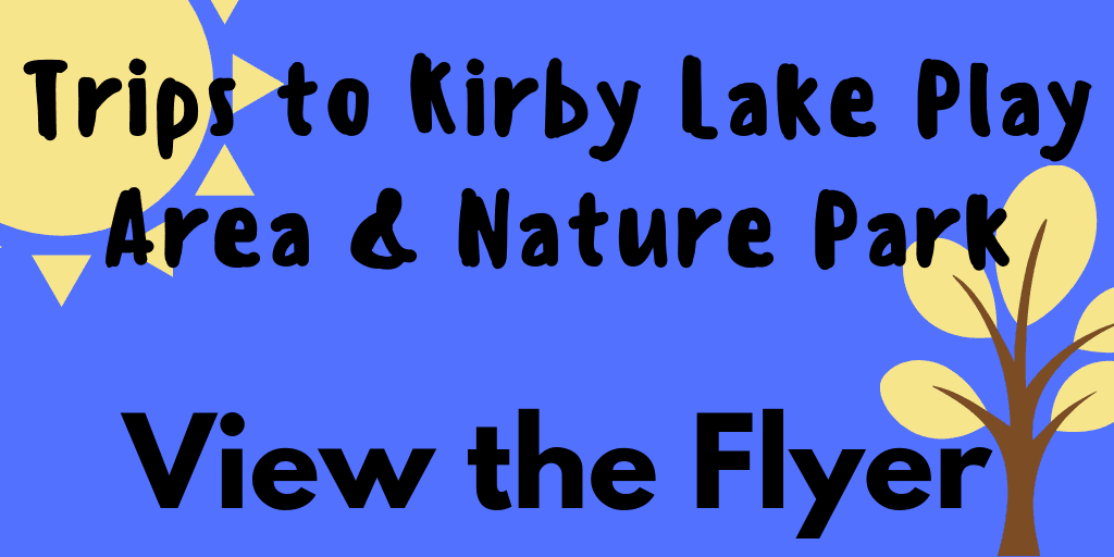 Kirby Lake Travel Stipends view the Flyer Button